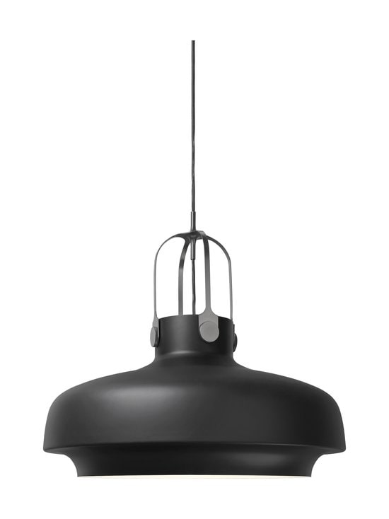 &tradition - Copenhagen Pendant SC8 -riippuvalaisin Ø 60 cm - MATT BLACK | Stockmann - photo 1