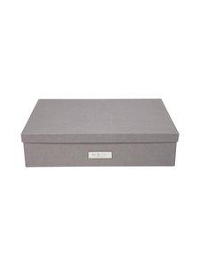Bigso Box - Jakob-säilytyslaatikko - HARMAA | Stockmann