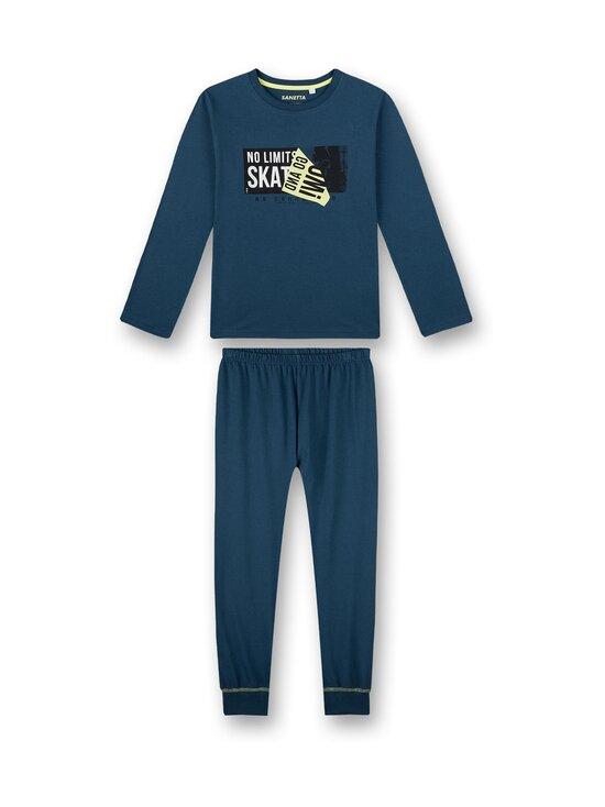 Sanetta - Skate-pyjama - 50333 BLUE TEAL | Stockmann - photo 1