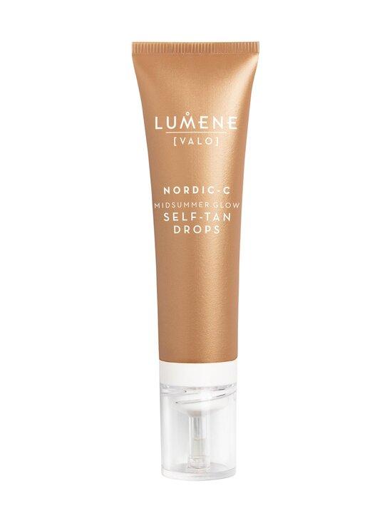 Lumene - VALO Midsummer Glow -itseruskettavat pisarat 30 ml - NOCOL | Stockmann - photo 1