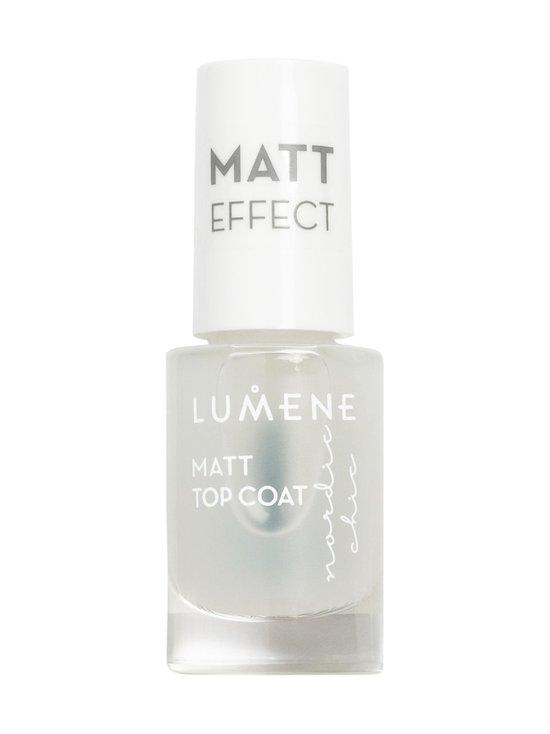 Lumene - Gel Effect Matt Top Coat -mattakynsilakka - KIRKAS | Stockmann - photo 1