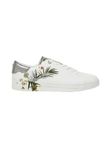 Ted Baker London - Penil Highland Exotic -nahkatennarit - WHITE | Stockmann