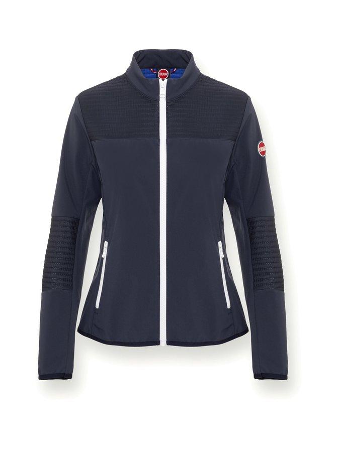 Advanced Short Insulated Jacket With Collar -takki
