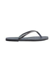 Havaianas - You Metallic Flip Flops -varvassandaalit - 5178 STEEL GREY   Stockmann