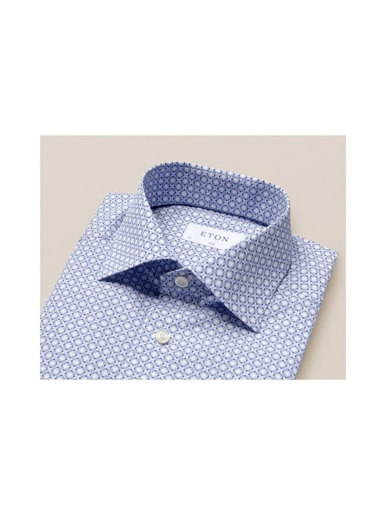 Eton - Slim Fit -kauluspaita - 23 BLUE | Stockmann - photo 3