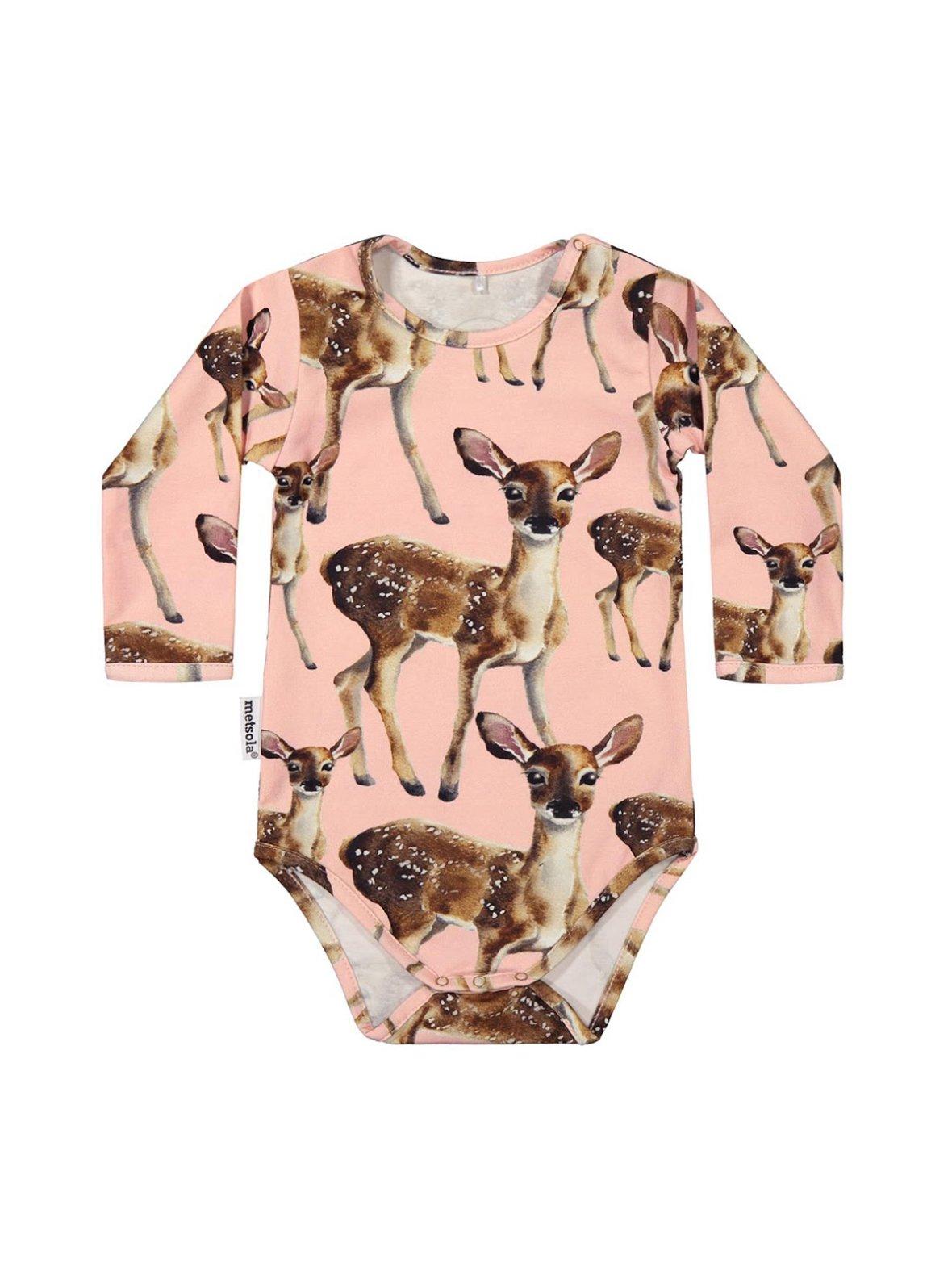 Bambi-body, Metsola
