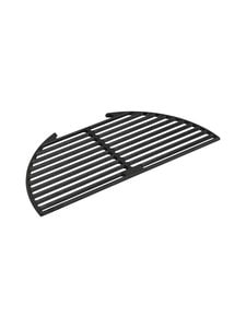 Big green egg - Cast Iron Grid Half -valurautaritilä L-kokoiseen grilliin - BLACK | Stockmann