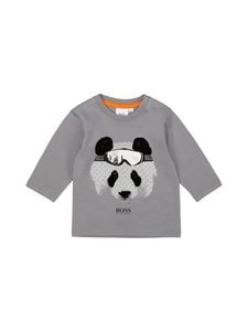 Hugo Boss Kidswear - Paita - 054 MEDIUM GREY | Stockmann