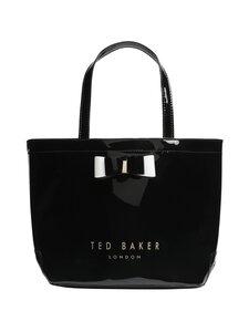 Ted Baker London - Haricon Bow Small Icon Bag -laukku - 00 BLACK | Stockmann