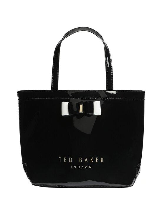Ted Baker London - Haricon Bow Small Icon Bag -laukku - 00 BLACK | Stockmann - photo 1