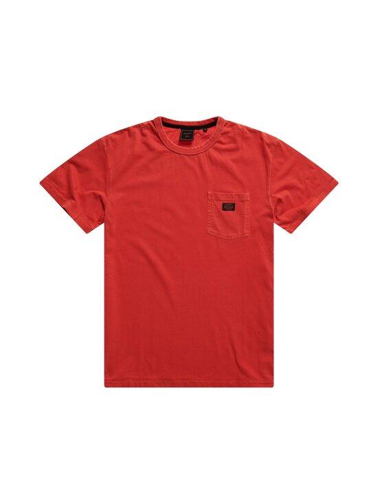 Superdry - Workwear Pocket -paita - N6H VOLCANIC LAVA ORANGE | Stockmann - photo 1