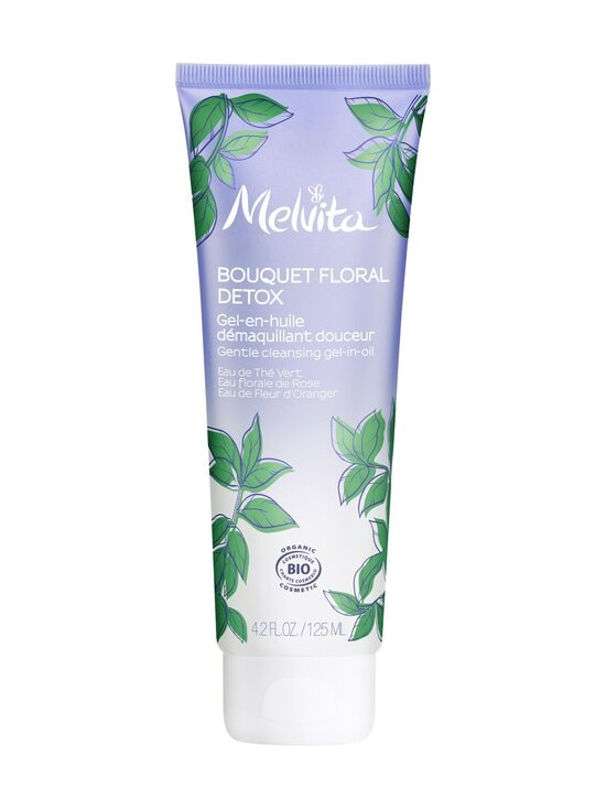 Melvita - Gel in Oil Detox Cleanser -puhdistusgeeli 125 ml - NOCOL | Stockmann - photo 1