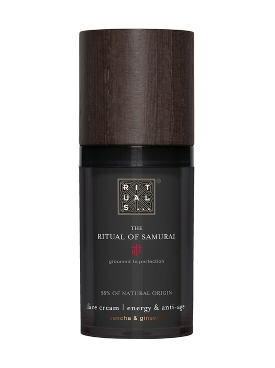 Rituals - The Ritual of Samurai Energy & Anti-Age Face Cream -voide 50 ml - VAR_1   Stockmann - photo 1