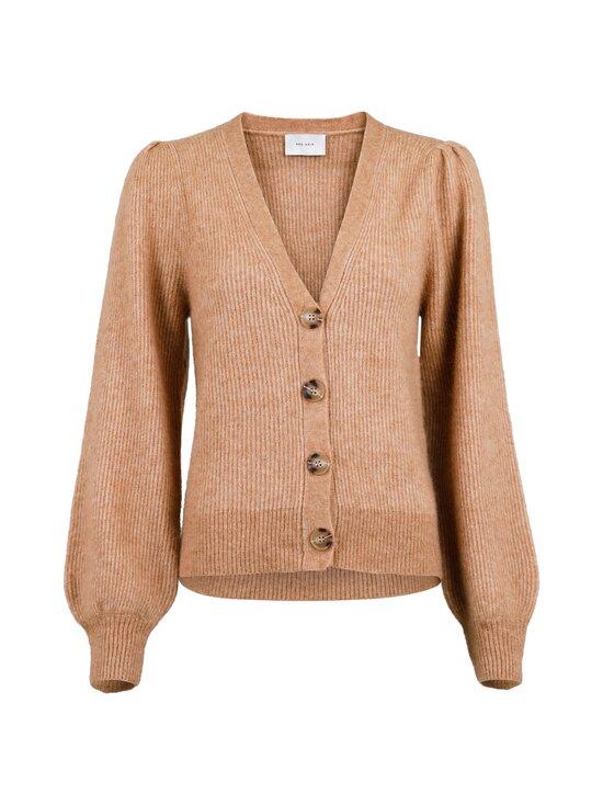 Neo Noir - Gimma Knit Cardigan -villasekoiteneuletakki - 205 BROWN MELANGE | Stockmann - photo 1
