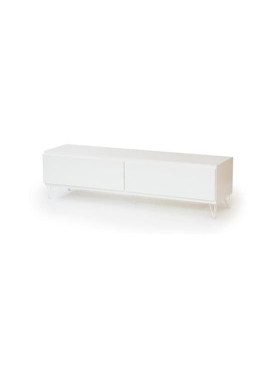 Muurame - Mup-tv-taso viivajaloin 156 x 42,5 x 39 cm - WHITE | Stockmann - photo 1