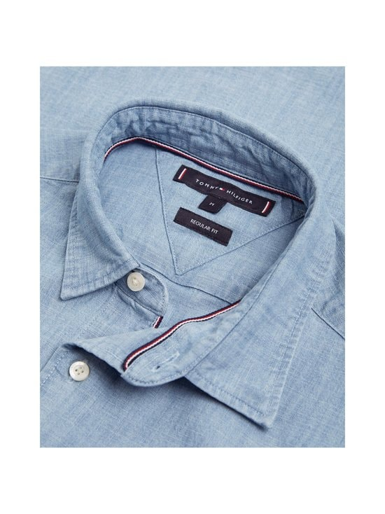 Flex Chambray Shirt -kauluspaita
