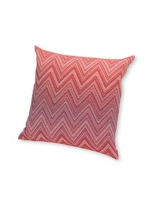 Missoni Home - Timmy-koristetyyny 40 x 40 cm - CORAL RED | Stockmann
