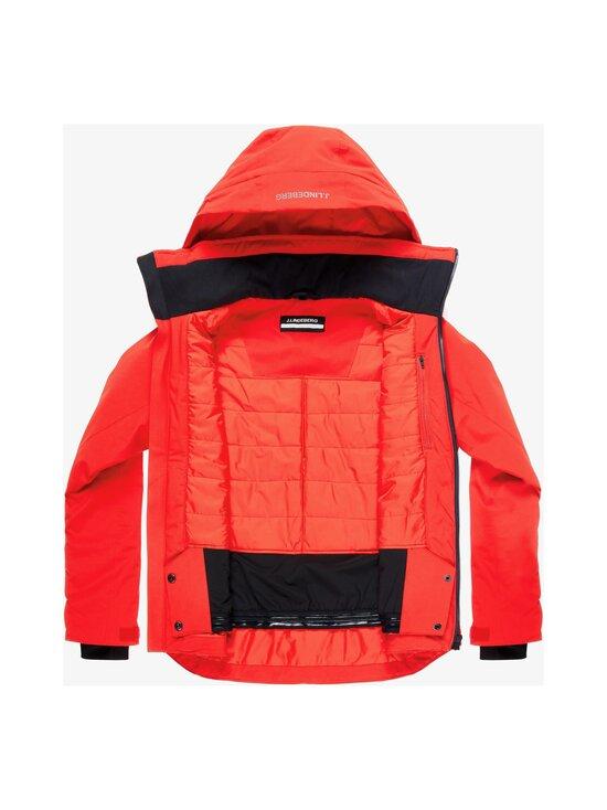 J.Lindeberg - Tracy Ski Jacket -takki - 4300 RACING RED | Stockmann - photo 3