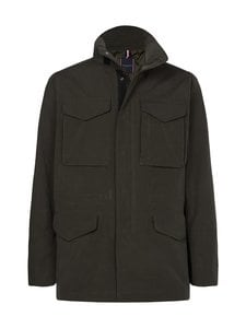 Tommy Hilfiger Tailored - Field Jacket -takki - BDH BLACKENED PINE | Stockmann