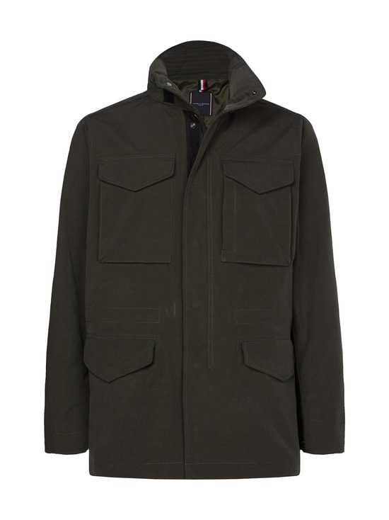 Tommy Hilfiger Tailored - Field Jacket -takki - BDH BLACKENED PINE | Stockmann - photo 1
