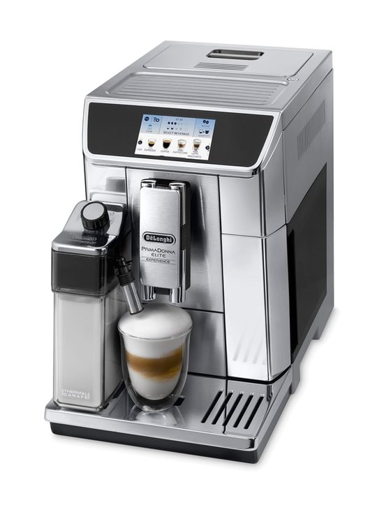 Delonghi - Primadonna Elite ECAM650.85.M -kahviautomaatti - TERÄS   Stockmann - photo 1