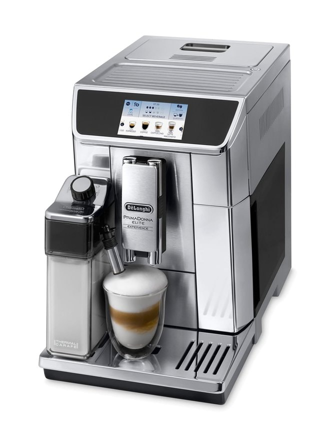 Primadonna Elite ECAM 650.85.MS -kahviautomaatti
