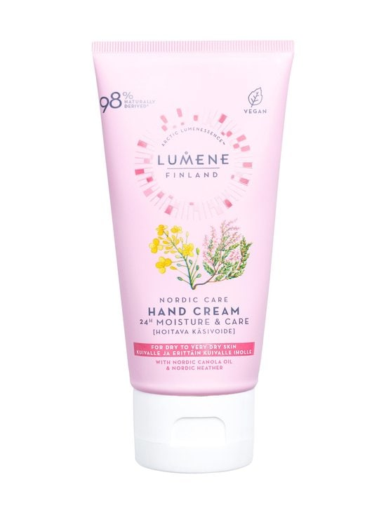 Lumene - Nordic Care Hand Cream -käsivoide 75 ml - NOCOL | Stockmann - photo 1