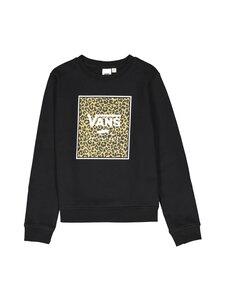 Vans - Leopard Box -huppari - BLACK | Stockmann