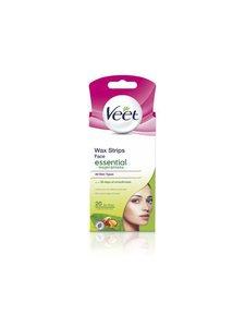Veet - Inspirations Wax Strips All Skin Types Face -vahaliuskat 20 kpl - null | Stockmann