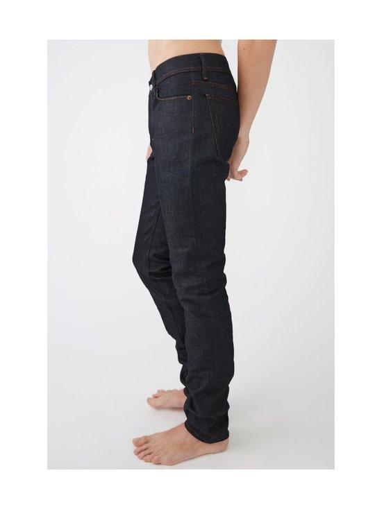 Acne Studios - North Indigo Mid-rise Skinny Jeans -farkut - NORTH INDIGO | Stockmann - photo 4