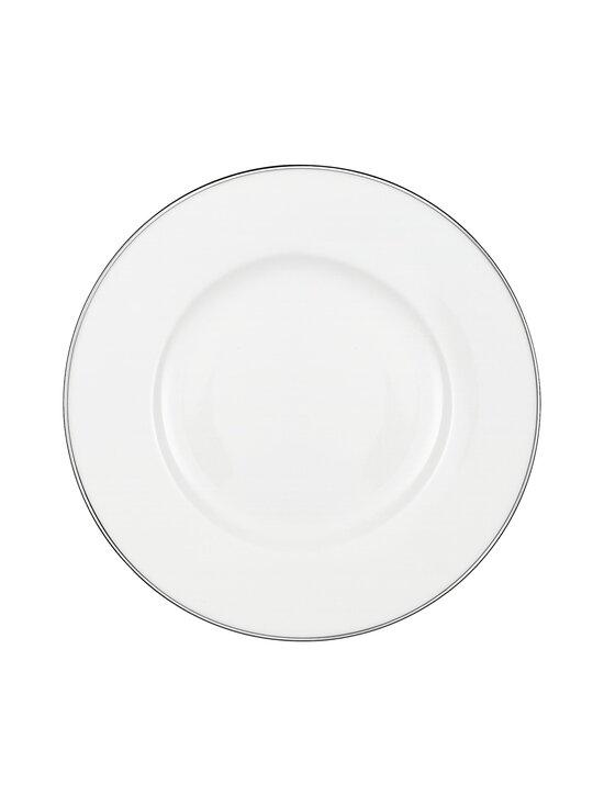 Villeroy & Boch - Anmut Platinum No.1 -salaattilautanen 22 cm - WHITE | Stockmann - photo 1