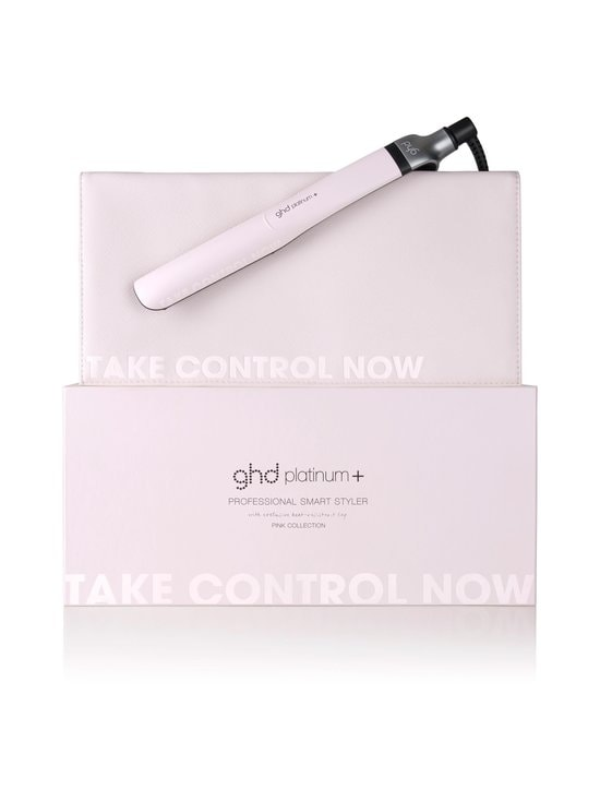 GHD - Platinum+ Pink Limited Edition -suoristusrauta - PINK | Stockmann - photo 4