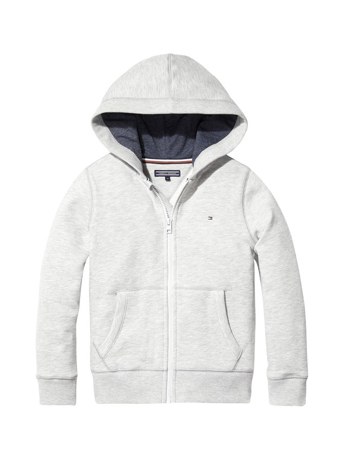 Boys Basic Zip -huppari