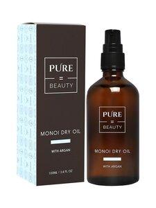 Pure=Beauty - Monoi Dry Oil With Argan -öljy 100 ml | Stockmann