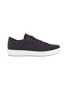 ecco - ECCO SOFT 7 -sneakerit - 60153 LICORICE/LICORICE/LICORICE | Stockmann