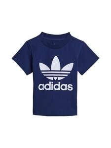 adidas Originals - TREFOIL TEE Babies -paita - NGTSKY/WHITE | Stockmann