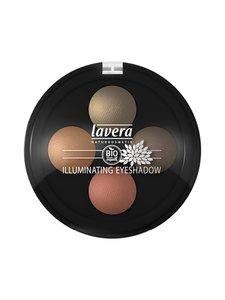 Lavera - Trend Sensitiv Illuminating Eyeshadow Quattro -luomiväripaletti | Stockmann
