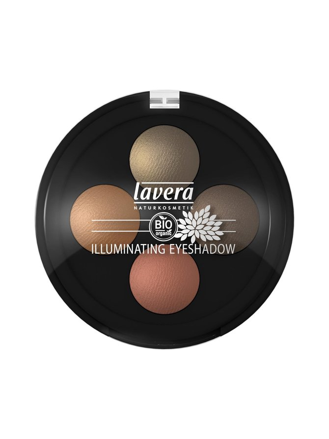 Trend Sensitiv Illuminating Eyeshadow Quattro -luomiväripaletti