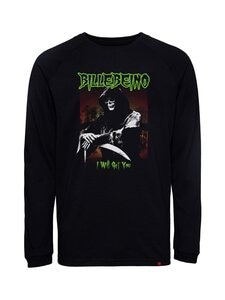 BILLEBEINO - Reaper Long Sleeve -paita - 99 BLACK | Stockmann