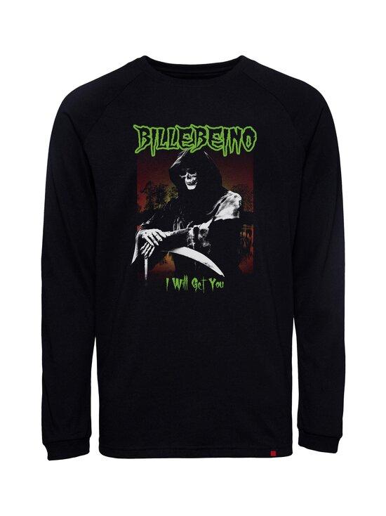 BILLEBEINO - Reaper Long Sleeve -paita - 99 BLACK | Stockmann - photo 1