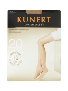 Kunert - Cotton Sole 20 den -sukkahousut - CASHMERE | Stockmann