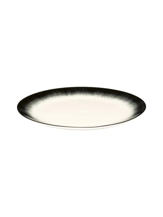 Serax - Dé Tableware by Ann Demeulemeester -lautanen 28 cm - OFF-WHITE/BLACK | Stockmann - photo 2