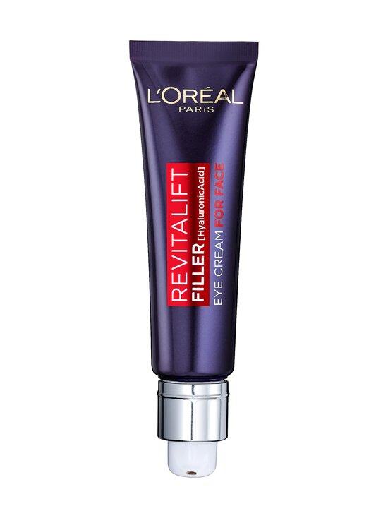 L'Oréal Paris - Revitalift Filler Face Cream -Silmänympärysvoide koko kasvoille - VAR_1 | Stockmann - photo 2