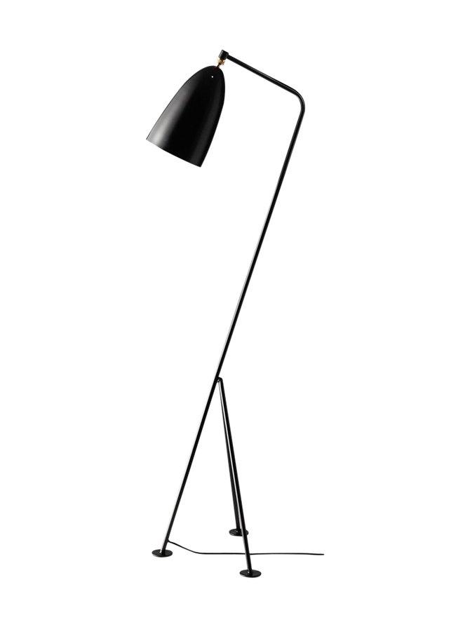 Gräshoppa Floor Lamp -lattiavalaisin 125 cm