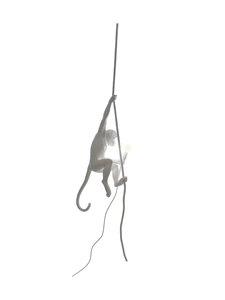 Seletti - Monkey Lamp Ceiling -valaisin - VALKOINEN | Stockmann