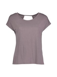 Deha - Ecowear Yoga T-Shirt -paita - 35020 PURPLE GREY | Stockmann