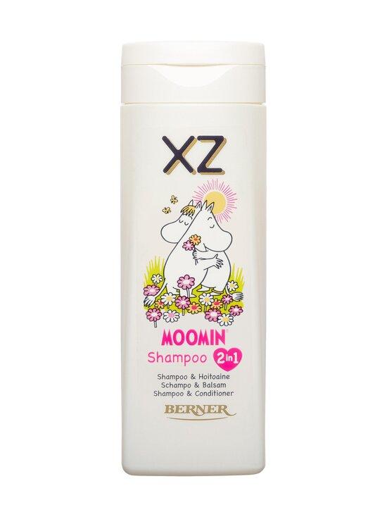 Xz - Muumi 2in1 Shampoo ja Hoitoaine 250 ml   Stockmann - photo 1