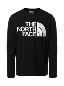 The North Face - M Standard LS Tee -paita - JK31 TNF BLACK   Stockmann
