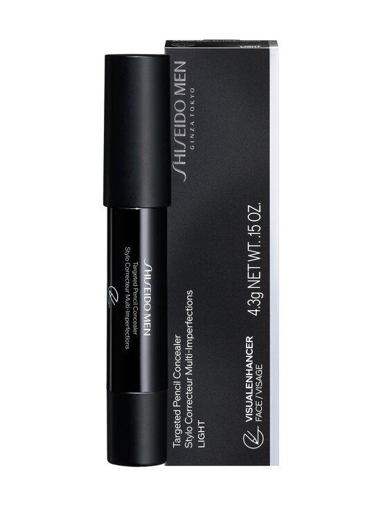 Shiseido - Shiseido Men Targeted Pencil Concealer -peitepuikko - LIGHT | Stockmann - photo 1