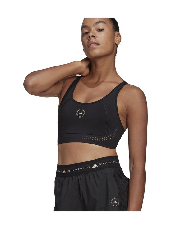 adidas by Stella McCartney - Truepur -urheiluliivit - BLACK | Stockmann - photo 4